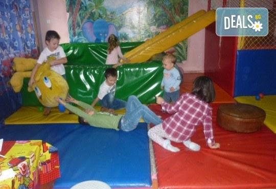 Наем за 1 час на детски клуб за рожден ден или друг празник, с музика, играчки и много забавления от Парти клуб Слънчо - Снимка 7