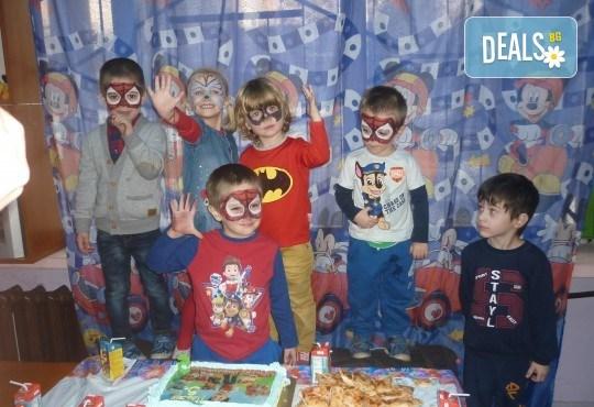 Наем за 1 час на детски клуб за рожден ден или друг празник, с музика, играчки и много забавления от Парти клуб Слънчо - Снимка 3