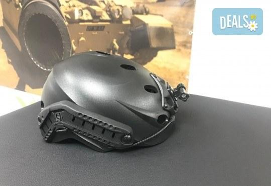 Стрелба с еърсофт боеприпаси, автомат или пистолет по избор и 3 вида мишени в Еърсофт стрелбище Xsoldier - Снимка 4