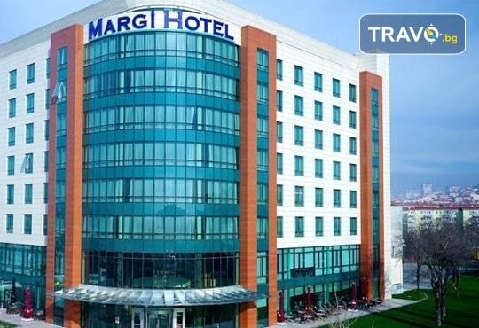 Посрещнете Нова година 2020 в Hotel Margi 5*, Одрин, с Глобус Холидейс! 3 нощувки, 3 закуски, 2 вечери и Новогодишна Гала вечеря, възможност за транспорт! - Снимка 1