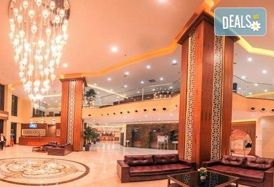 Посрещнете Нова година 2020 в Hotel Margi 5*, Одрин, с Глобус Холидейс! 3 нощувки, 3 закуски, 2 вечери и Новогодишна Гала вечеря, възможност за транспорт! - Снимка 5