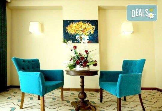 Посрещнете Нова година 2020 в Hotel Margi 5*, Одрин, с Глобус Холидейс! 3 нощувки, 3 закуски, 2 вечери и Новогодишна Гала вечеря, възможност за транспорт! - Снимка 4