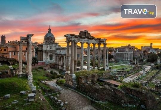 Самолетна екскурзия до Рим, Италия, с Абела Тур! 3 нощувки със закуски в хотел 3*/4*, самолетен билет, летищни такси, трансфери, индивидуално пътуване - Снимка 5