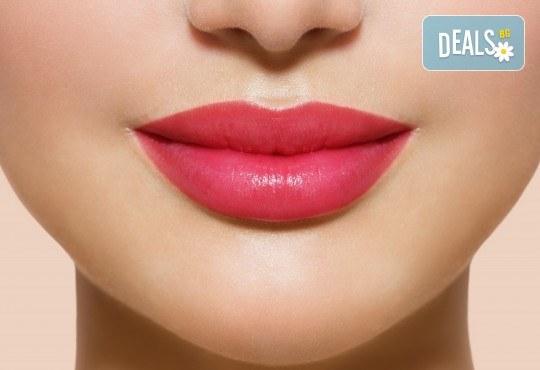 Гладка кожа! Лазерна епилация на горна устна за жени в салон Moataz Style! - Снимка 2