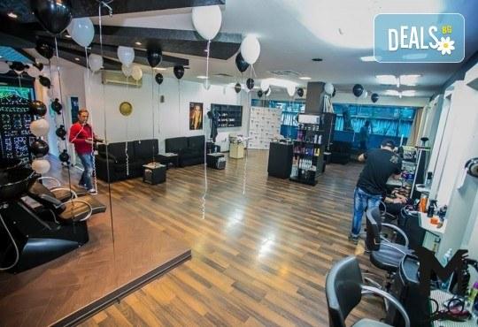 Отървете се от досадните косъмчета! Лазерна епилация за мъже на зона гърди в салон Moataz Style! - Снимка 4