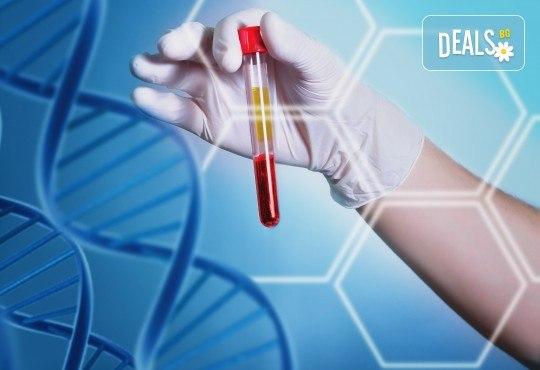 Генетични изследвания! Пакет ДНК анализ по избор в СМДЛ Кандиларов - Снимка 1