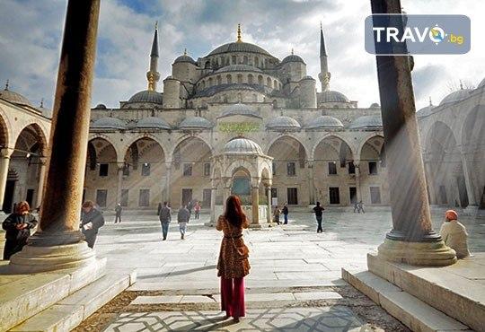 """Уикенд в Истанбул с възможност за посещение на """"Църквата на първо число"""", с Дениз Травел! 2 нощувки със закуски в хотел 2/3*, транспорт и програма - Снимка 1"""