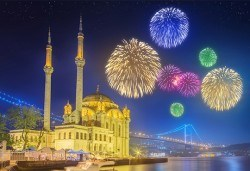 Нова година в Истанбул на супер цена! 2 нощувки със закуски в Kuran Hotel 3*, транспорт и посещение на Одрин - Снимка