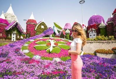 В Дубай през ноември с Дари Тур! Самолетен билет, 7 нощувки със закуски в хотел 4*, багаж, трансфери, водач и обзорна обиколка - Снимка