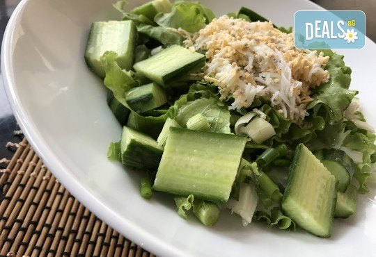 Хапнете вкусно и изгодно! Основно ястие и салата по избор от La Dolce Vita bar & dinner! - Снимка 3