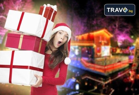 Коледен шопинг в Кавала, Драма и празничното градче Онируполи! 1 нощувка със закуска в хотел 3*, транспорт и водач - Снимка 1