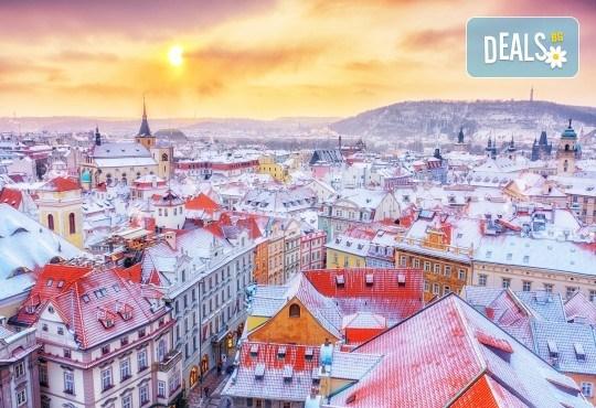 Предколедна екскурзия до Будапеща, Прага и Виена с Холидей БГ Тур! 4 нощувки със закуски, транспорт, екскурзовод и възможност за 1 ден в Дрезден - Снимка 1