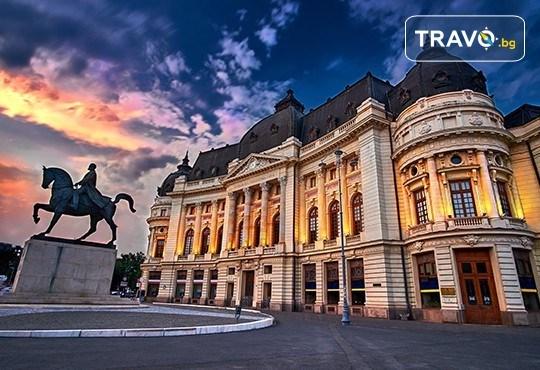Потопете се в Коледното очарование на Букурещ - Малкия Париж! 1 нощувка със закуска, транспорт и екскурзовод - Снимка 3