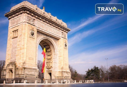 Потопете се в Коледното очарование на Букурещ - Малкия Париж! 1 нощувка със закуска, транспорт и екскурзовод - Снимка 6