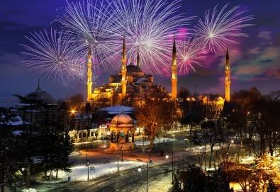 Лукс за Нова година в Hotel Istanbul Gonen 5*, Истанбул! 3 нощувки със закуски, транспорт, богата Новогодишна вечеря и посещение на Одрин - Снимка