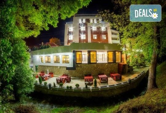 Нова година 2020 в СПА курорта Сокобаня, Сърбия! 3 нощувки със закуски в хотел Nataly Spa, 3 обяда и 3 вечери на база All inclusive, едната - Новогодишна, възможност за транспорт - Снимка 2