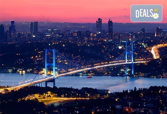 Истанбул и Одрин, ноември/ декември: 2 нощувки, закуски, транспорт и водач