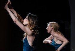 Комедията Пияните с Весела Бабина, Герасим Георгиев-Геро и Анастасия Лютова на 12-ти ноември (вторник) в Малък градски театър Зад канала! - Снимка