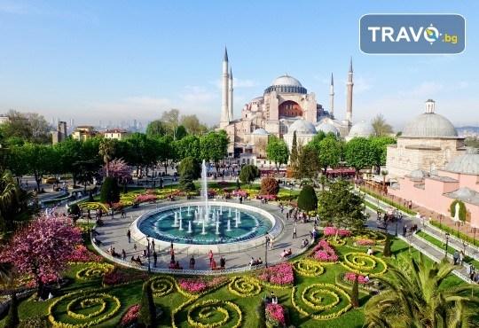 От Варна и Бургас! Фестивал на лалето в Истанбул със Запрянов Травел! 2 нощувки със закуски в хотел 3*, транспорт, посещение на мол в Истанбул и на Лозенград - Снимка 2