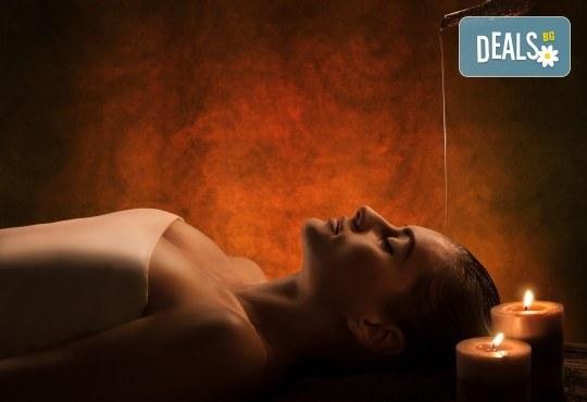 Заслужени минути на блаженство и хармония! Индийски абхаянга масаж с антистрес ефект в студио Giro! - Снимка 4