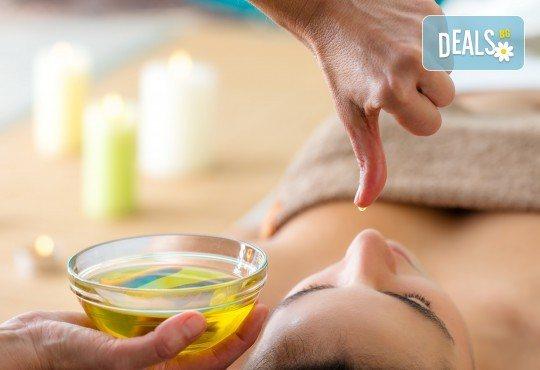 Индийски абхаянга масаж с антистрес ефект в Giro