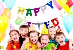 Рожден ден! Наем на зала 2 часа за детско парти с украса, парти музика, зала за възрастни и топли напитки в Детски център Пух и Прасчо в широкия център на София - Снимка