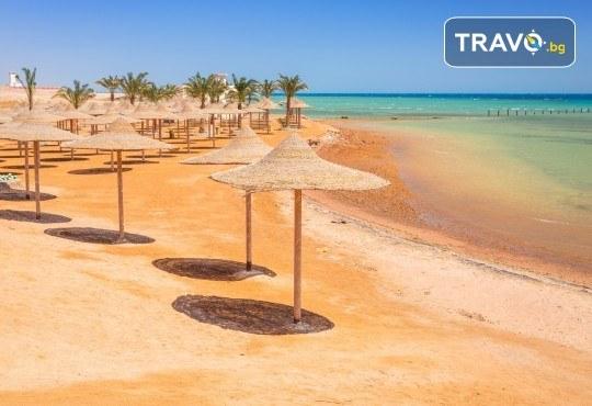 Екзотика през есента в Египет! 7 нощувки на база All Inclusive в Hawaii Riviera Club Aqua Park 4*, самолетни билети и екскурзия до Кайро с включен обяд - Снимка 2