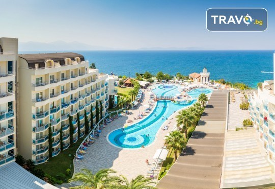 Ранни записвания за Лято 2020 в Кушадасъ, с BELPREGO Travel! Почивка в Sealight Resort 5*: 7 нощувки Ultra All Inclusive, възможност за транспорт - Снимка 4