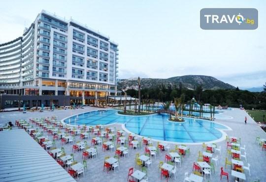 Ранни записвания за Лято 2020 в Кушадасъ с Belprego Travel! Почивка в Amara Sealight Elite 5* със 7 нощувки на база Ultra All Inclusive, възможност за транспорт - Снимка 2