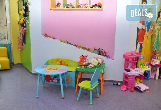 2 часа детски рожден ден за до 10 деца с включени меню, торта, аниматор, много музика и игри, пързалки, играчки, украса и фотозаснемане от Детски Парти Клуб Honey! - Снимка 6