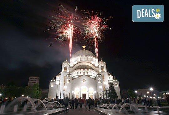 Нова година в Белград: 3 нощувки, закуски и Новогодишна вечеря, транспорт
