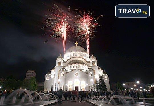 Нова година в Белград! 3 нощувки със закуски и Новогодишна вечеря с богато меню и неограничено количество алкохол в хотел Srbija 3*, транспорт и водач - Снимка 1