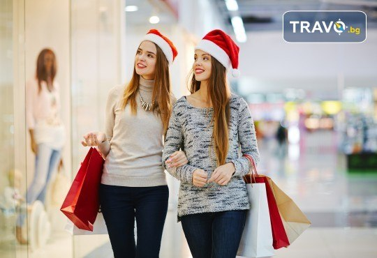Коледна шопинг екскурзия до Истанбул! 2 нощувки със закуски, транспорт, посещение на Mall Forum и пазар в Одрин - Снимка 1