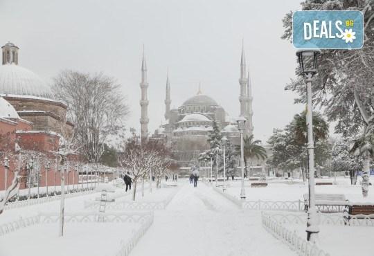 Посрещнете Нова година в Истанбул! 2 нощувки със закуски в Hotel Vatan Asur 4*, транспорт и посещение на мол Erasta в Одрин - Снимка 7