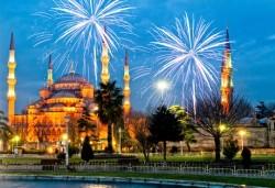 Посрещнете Нова година в Истанбул! 2 нощувки със закуски в Hotel Vatan Asur 4*, транспорт и посещение на мол Erasta в Одрин - Снимка