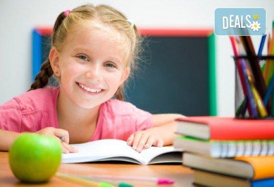 Едномесечно обучение по немски език на деца от 3 до 5 год. или от 6 до 10 год. в Езиков център Deutsch korrekt! - Снимка 1