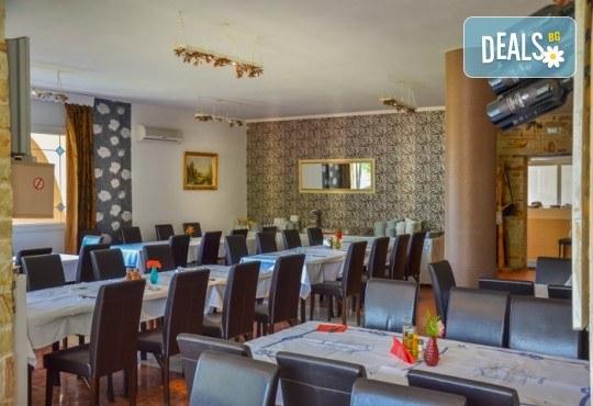 Нова година на остров Тасос! 3 нощувки със закуски и вечери в Hotel Ellas 3*, Новогодишна вечеря, транспорт и посещение на Кавала - Снимка 5