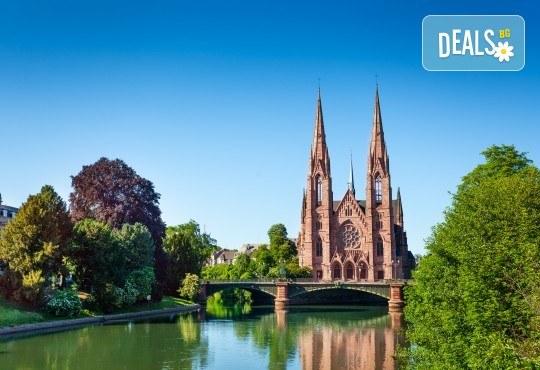 Потвърдено пътуване! Екскурзия през пролетта до Париж, Страсбург, Любляна, Мюнхен и Загреб! 8 нощувки със закуски, транспорт и водач - Снимка 6