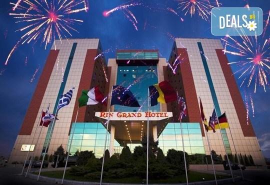 За Нова година в SPA Hotel Rin Grand 4* в Букурещ: 3 нощувки и закуски, транспорт
