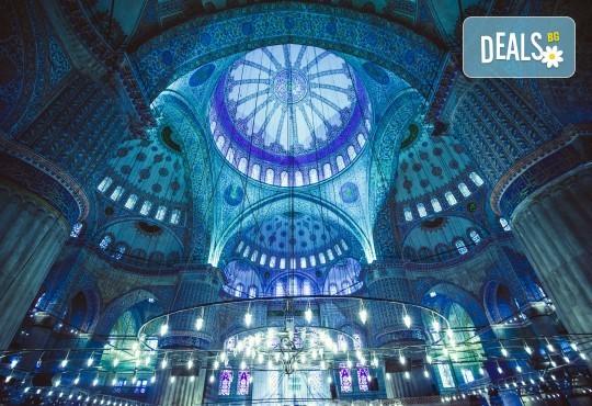 Посрещнете Нова година в Истанбул! 3 нощувки със закуски в Grand Ahi Hotel 3*, транспорт и бонуси: посещение на мол Forum и Одрин - Снимка 7