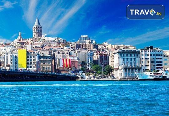 Посрещнете Нова година в Истанбул! 3 нощувки със закуски в Grand Ahi Hotel 3*, транспорт и бонуси: посещение на мол Forum и Одрин - Снимка 3