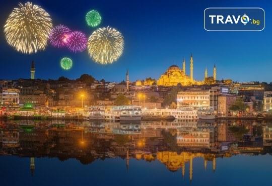 Посрещнете Нова година в Истанбул! 3 нощувки със закуски в Grand Ahi Hotel 3*, транспорт и бонуси: посещение на мол Forum и Одрин - Снимка 1