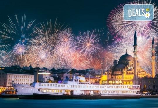 Посрещнете Нова година в Истанбул! 3 нощувки със закуски в Grand Ahi Hotel 3*, транспорт и бонуси: посещение на мол Forum и Одрин - Снимка 2