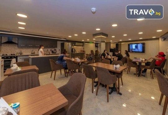 Посрещнете Нова година в Истанбул! 3 нощувки със закуски в Grand Ahi Hotel 3*, транспорт и бонуси: посещение на мол Forum и Одрин - Снимка 10
