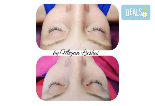 Удължаване и сгъстяване на мигли с метод по избор - косъм по косъм, 3D или 5D - руски обем, в Beauty Home by Megan Lashes! - Снимка 8