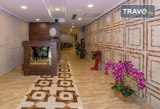 Посрещнете Нова година в Истанбул с Дениз Травел! 3 нощувки със закуски в The Vison Deluxe Hotel Istanbul 4*, транспорт и бонуси: посещение на мол Forum и Одрин - Снимка 12