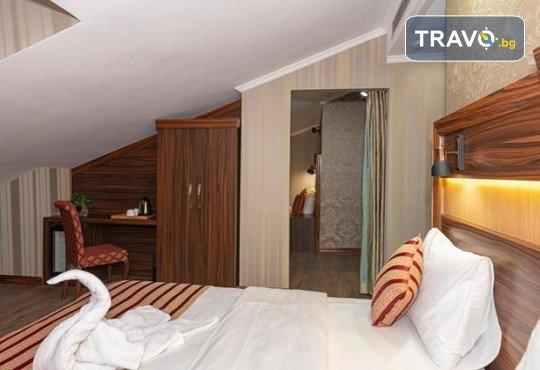 Посрещнете Нова година в Истанбул с Дениз Травел! 3 нощувки със закуски в The Vison Deluxe Hotel Istanbul 4*, транспорт и бонуси: посещение на мол Forum и Одрин - Снимка 9