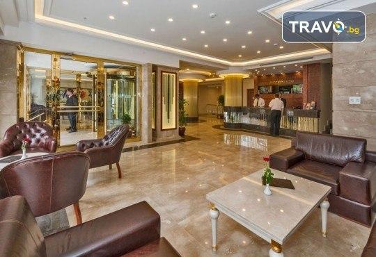 Посрещнете Нова година в Истанбул! 3 нощувки със закуски в Glorius Hotel 4*, транспорт и бонуси: посещение на мол Forum и Одрин - Снимка 9