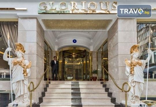 Посрещнете Нова година в Истанбул! 3 нощувки със закуски в Glorius Hotel 4*, транспорт и бонуси: посещение на мол Forum и Одрин - Снимка 7