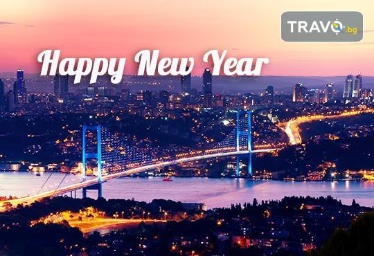 Посрещнете Нова година в Истанбул с Дениз Травел! 3 нощувки със закуски в The Vison Deluxe Hotel Istanbul 4*, транспорт и бонуси: посещение на мол Forum и Одрин - Снимка 1